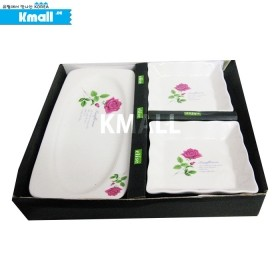 Sun Flower 접시셋트(3개)