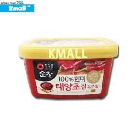 순창 현미 찰고추장 1kg 유통기한: