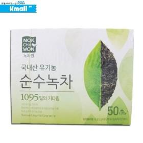 녹차원 유기농 녹차 60g (1.2g x 50T)