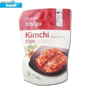 (냉장) 비비고 맛김치 500g