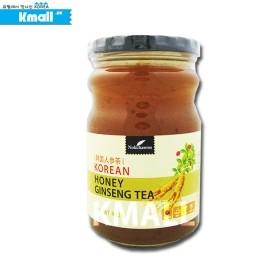 녹차원 꿀 인삼차 480g