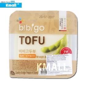 (냉장) 비비고 맛있는 두부 '찌개용' 300g 유통기한:
