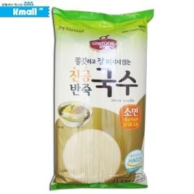청정원 쉐프원 진공반죽 국수 1.5kg