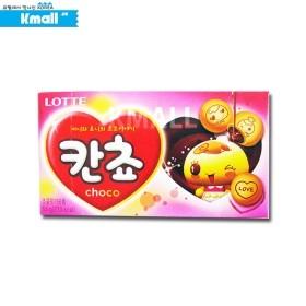 롯데 칸쵸 54g 유통기한:
