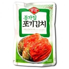 (냉장) 종가집 포기김치(한국산) 1kg 유통기한: