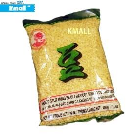 [Thailand] 깐녹두, Peeled Split Mung Bean 400g