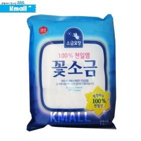 샘표 소금요정 꽃소금 1kg