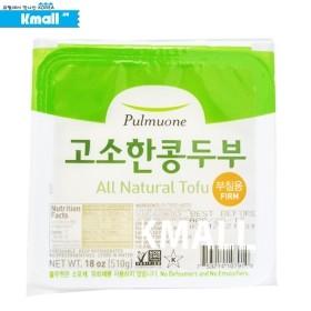 (냉장) 풀무원 '고소한' 콩두부 부침용 510g 유통기한: