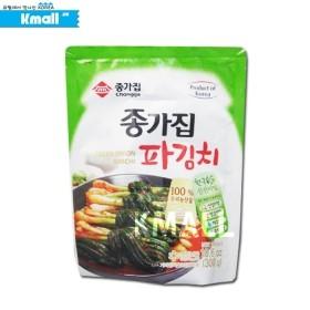 (냉장) 종가집 파김치 300g 유통기한: