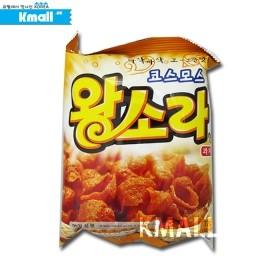 코스모스 왕소라형 과자 72g 유통기한: