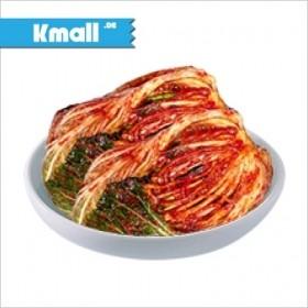 (냉장)엄마사랑 포기김치 2kg(한국산 영양고추로 잘 버무린)