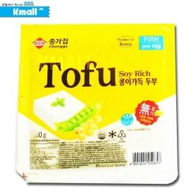 (냉장) 종가집 콩이가득 단단한 두부(부침용) 300g 유통기한: