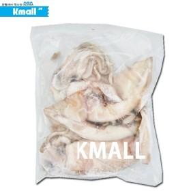 (냉동) 한국산 통 오징어 2~3마리(700-800g)