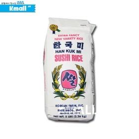 한국미 햅쌀 2.26kg